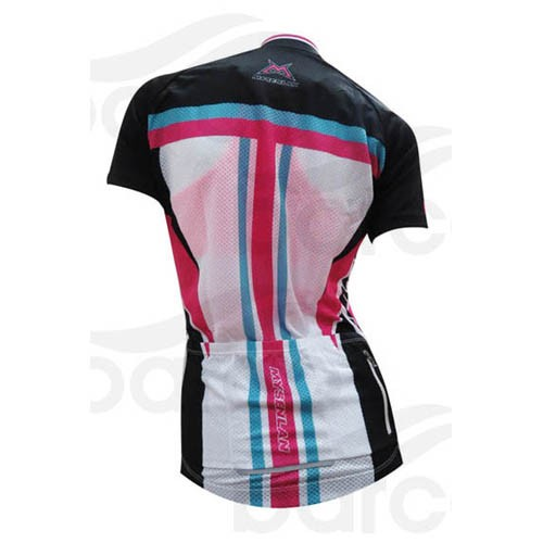 Barco Women'S BA26 Short Sleeve Cycling Top
